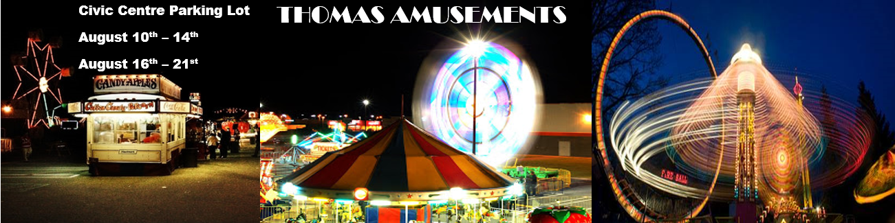 Corner Brook Thomas Amusements!